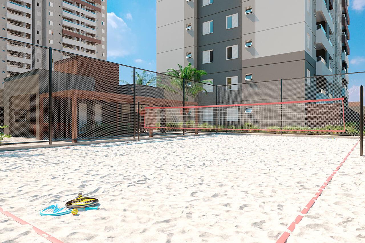 Quadra Beach Tennis