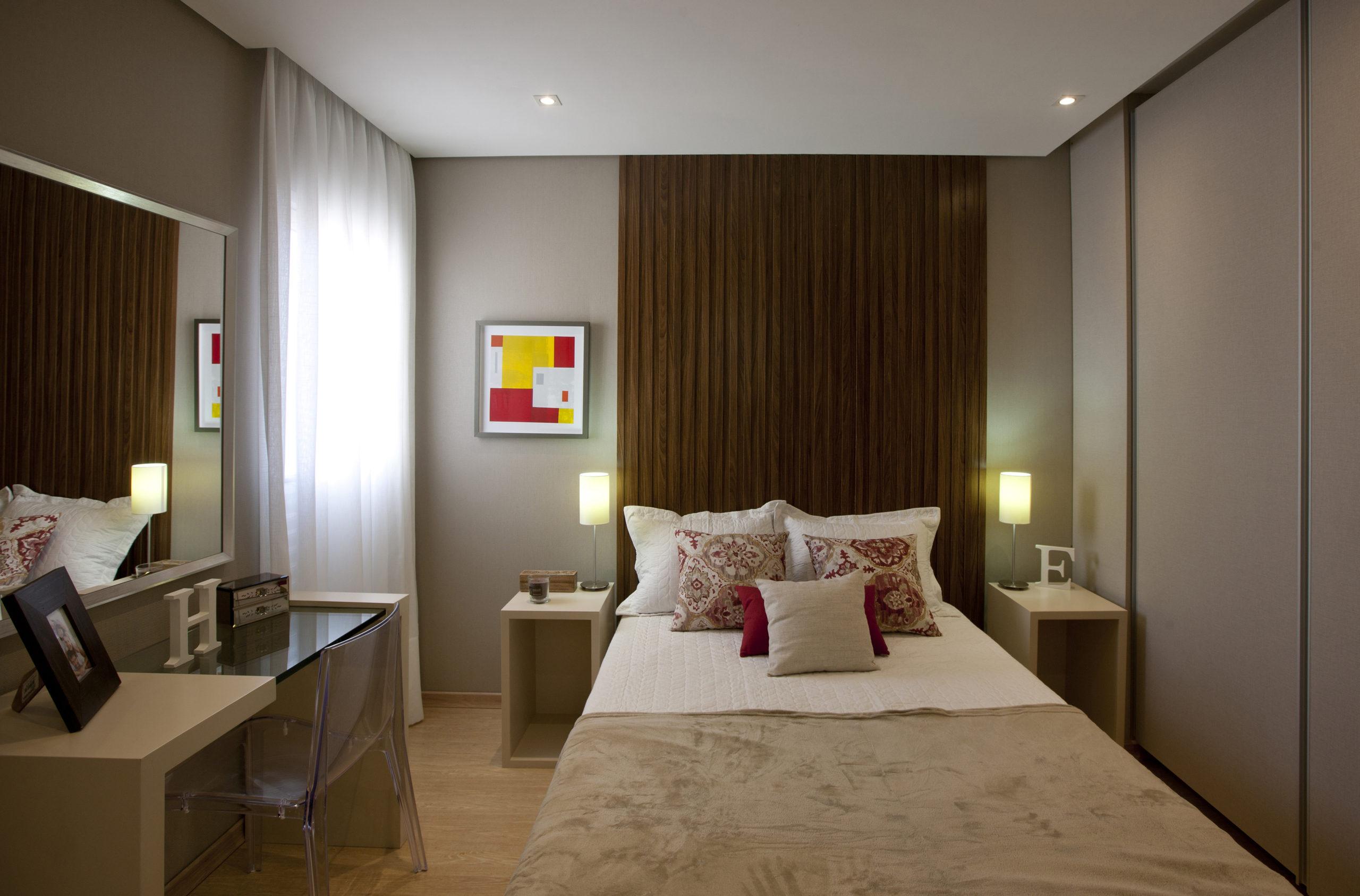 Nature Residencial - Dormitório