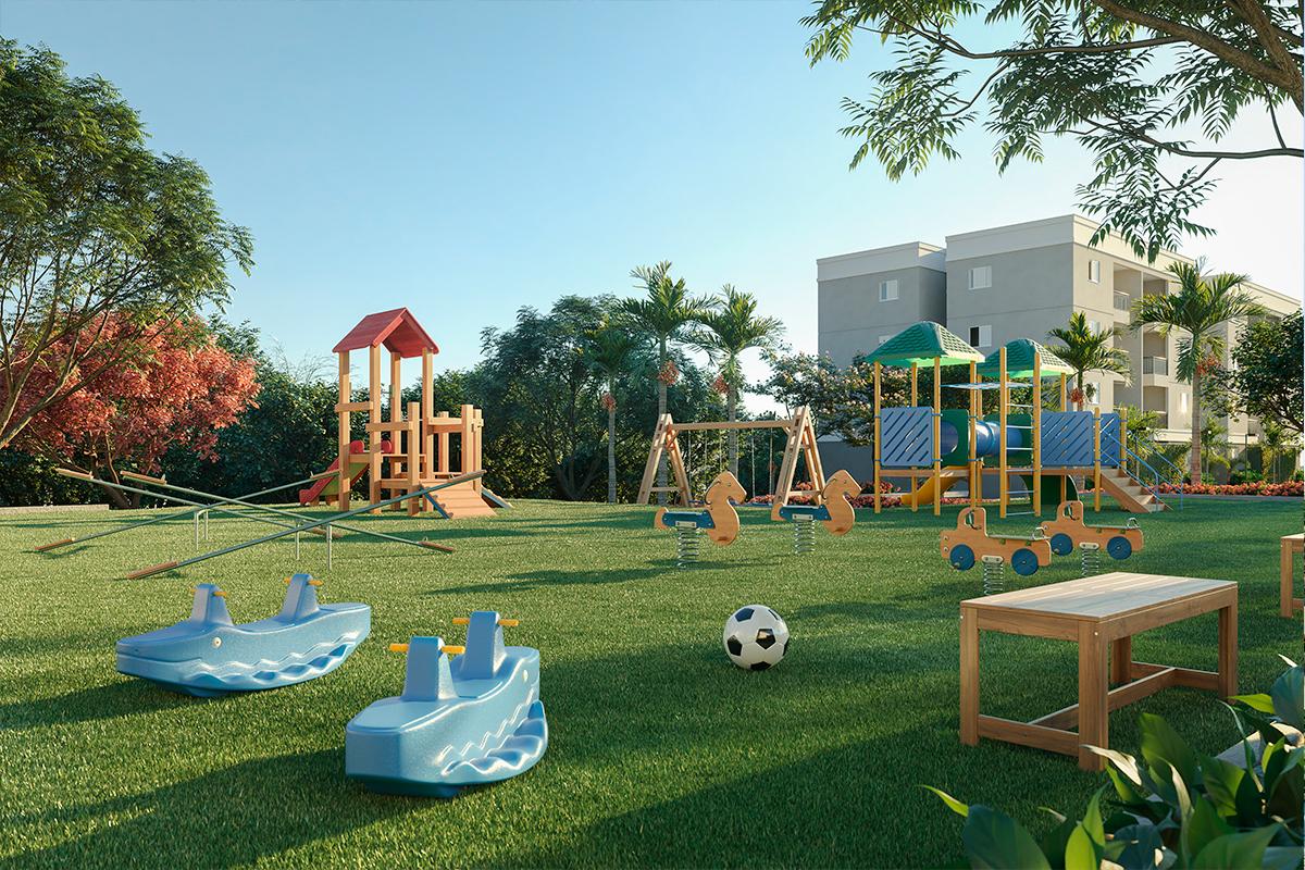 Verdes e Lagos - Playground